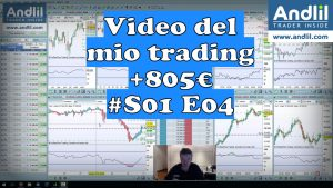 Video del mio trading 300x169