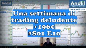 Una settimana di trading deludente 196€ S01 E10 300x169